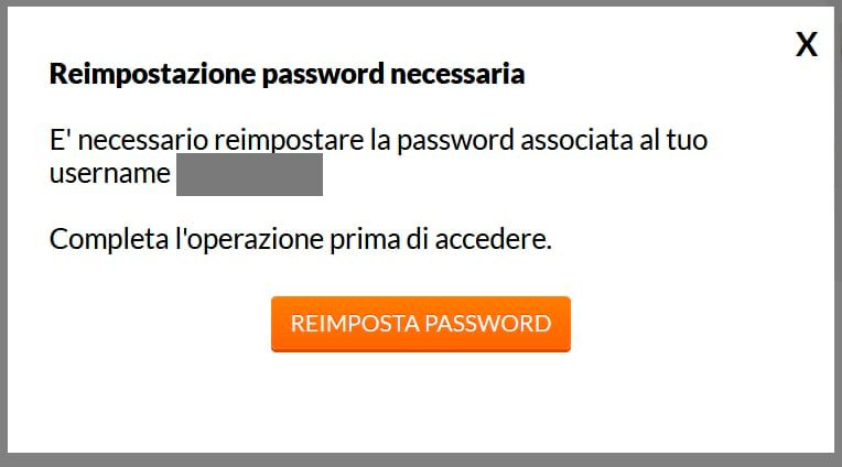 aruba attacco informatico password cambio